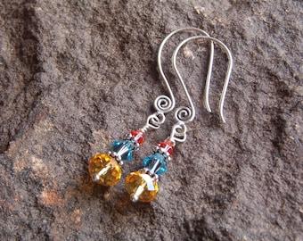 Handmade Earrings For Pierced Ears 25