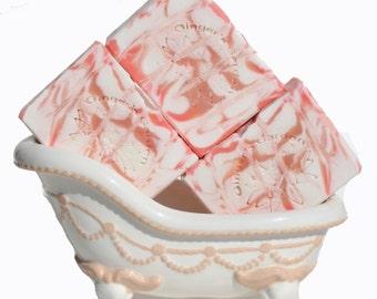 Oranges Cream Dreamsicle Creamsicle Handmade Artisan Soap