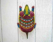Colorful Armadillo Candle Sconce,Armadillow Candle Holder