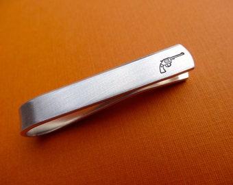 Gun Tie Bar - Custom Tie Clip