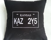67 Impala  Embroidered Pillow Case Cover