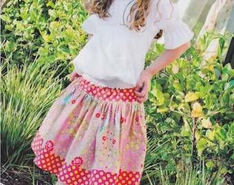 Girly Skirt Sewing Pattern
