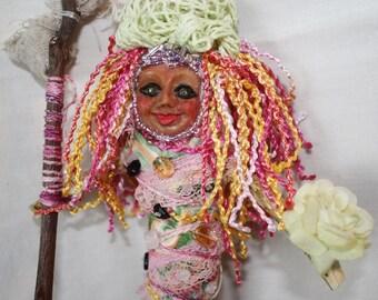 The Innocence Tarot Spirit Doll
