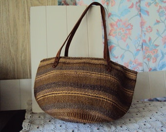 Vintage  Large Roomy Sissel Bag