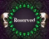 RESERVED LISTING FOR tinywillow007