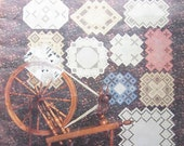 Tomorrow's Heirlooms In Hardanger Embroidery Pattern Book
