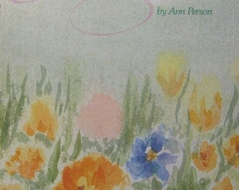 Vintage Lingerie Sewing Book by Ann Person