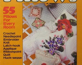 Vintage McCalls Pillows Pattern Book