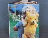 The Teddy Bear Story by Josa Keyes - Vintage Book c. 1985
