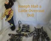 Reserved for Samuel Ore--Joseph had a Little Overcoat Doll