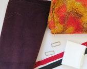 Presidio Purse Pattern and Kit