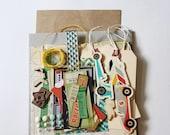 My Little Man Premade Scrapbook Kit