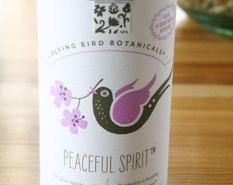 0409 Peaceful Spirit Organic tea, loose leaf