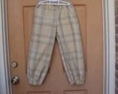 plaid pants-- Design you own costume, Newsies, golfer, Edwardian, victorian, Renaissance,  golf,  Halloween