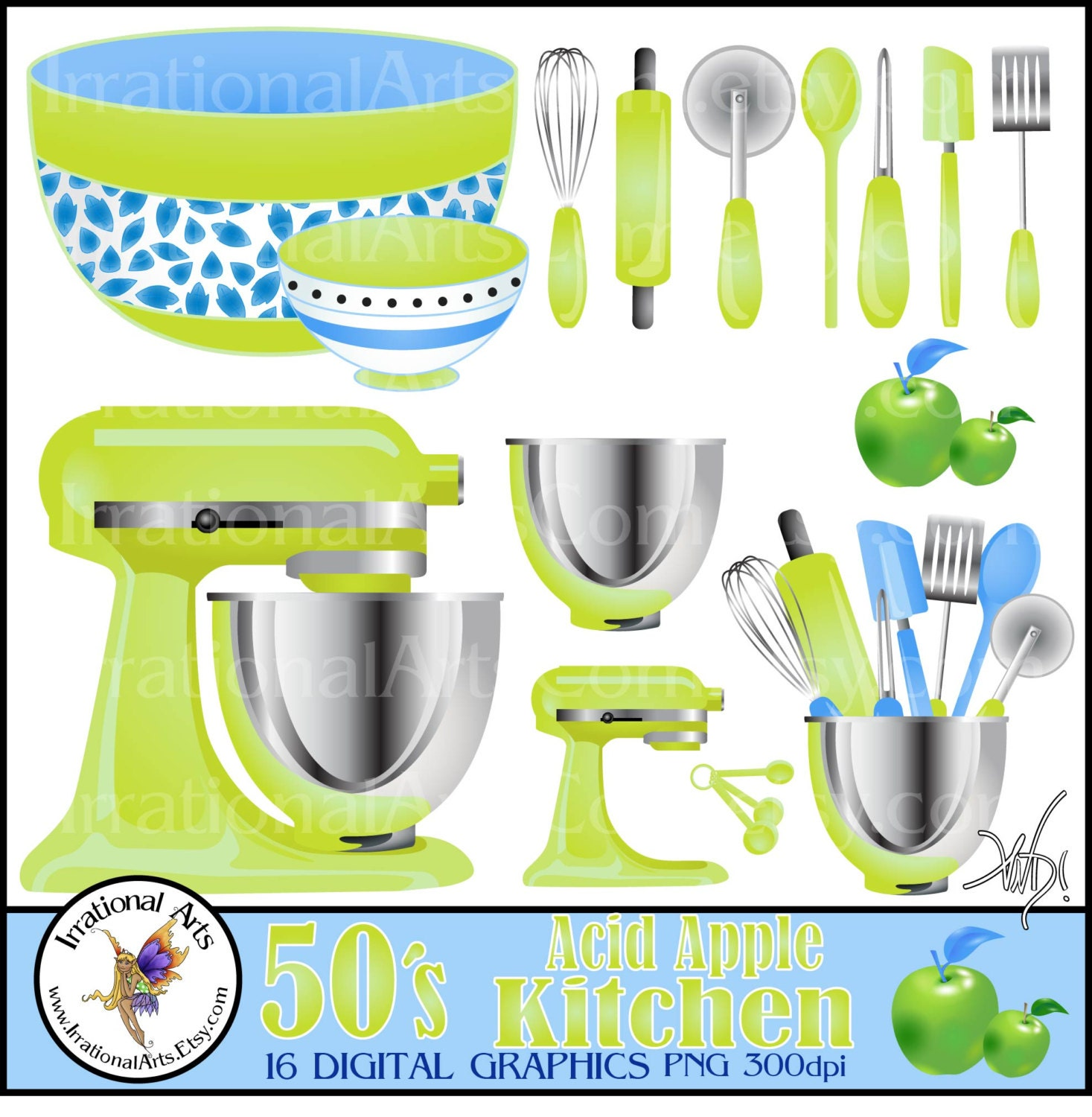 Kitchen Set Instan