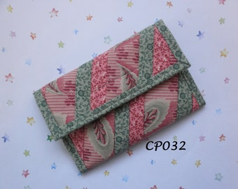 Quilted Coin Purse (CP032)