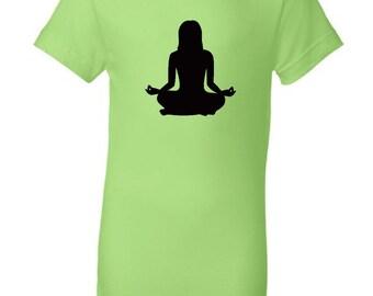 "Kid's ""Om"" yoga t-shirt"