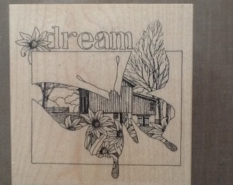 Impression Obsession Dream Butterfly