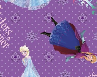 Disney Frozen Standard Size Pillowcase-Personalized