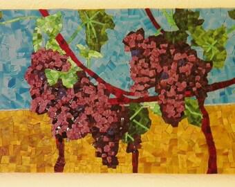 Grapevine Mosaic