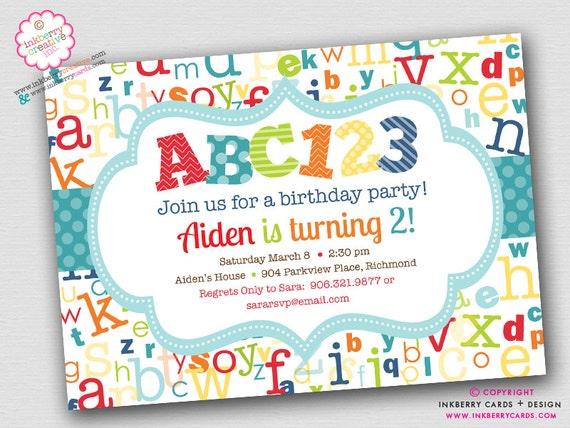 123 Greetings Birthday Invitation Card Birthday Party Invitation – Free 123 Greeting Cards Birthday