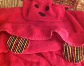 Custom Puppy Towel for Ly