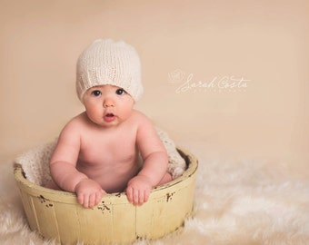 Baby Slouchy Hipster Knit Hat