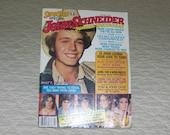 Superteen Special John Schneider Magazine, Copyrighted in 1981