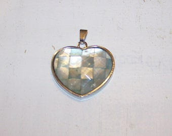 """1-1/4""""  Natural  Abalone  Shell Pendant Now Discounted"""