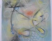 Abstract Pastel Drawing 924142