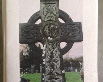 Celtic Cross Notecard