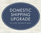 Domestic shipping upgrade for JennieGee items
