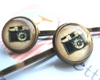 Camera Hairpin Pair