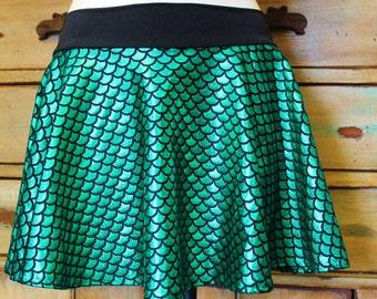 Running circle skirt Princess Disney Half Marathon spandex polyester swimsuit little mermaid ariel