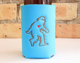Sasquatch Drink Sleeve