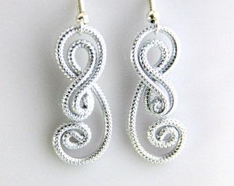 Eternity Hypo Allergenic Earrings