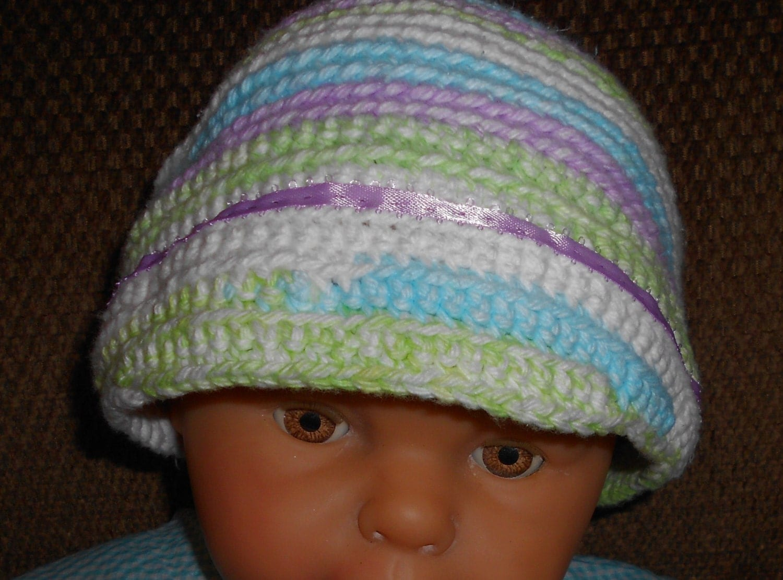 babies cool cotton hat beachwear crochet by
