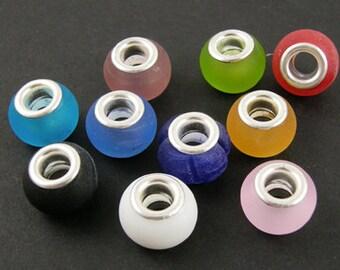 "SALE -  ""Add a Bead"" - Lampwork European bead MIX - #EURO126"