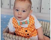 Vest Applique Pattern PDF Template Vest and Bow Tie Applique Pattern for Baby Bodysuit or Tshirt Vest Appliqued Bodysuit Pattern