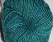Studio June Yarn MCN Light Worsted - Dark Tealy Green