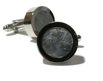 Aluminum Cuff Links or Aluminium Cuff Linkiums