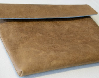 Kindle Fire HD 10 Leather Sleeve - MANKE (Organic Leather)