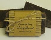 Cherry Almond Cold Process Soap
