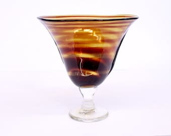 Home Decor Funky Glass Bowl 9