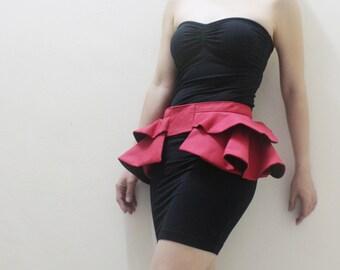Canvas Waist Pouch, Unique Bag, Fanny Pack, Hip Bag, Festival Bag, Handbags, Belt Bags, Gift Ideas for Women - GALA -  SALE 30% OFF