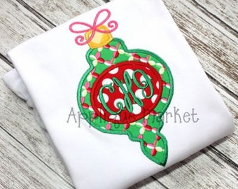 Machine Embroidery Design Applique Ornament 7 INSTANT DOWNLOAD