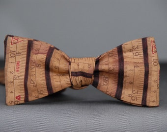 Ruler  Bow tie