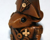 Church Mouse - Admiral Lord Nelson - Mouse Ornament