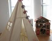 Play Teepee | Tent | Tipi | Playhouse