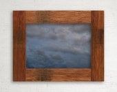 Reclaimed Wood Frame // 5 x 7 // Tropical Hardwood // One of a Kind